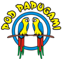 Pod Papugami logo